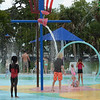 New Splash pad here in Titusville