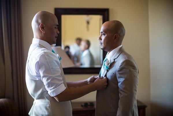 Darren & Leslie Wedding