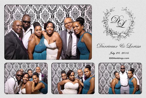 Darrieaux + Larissa (07/29/2016)