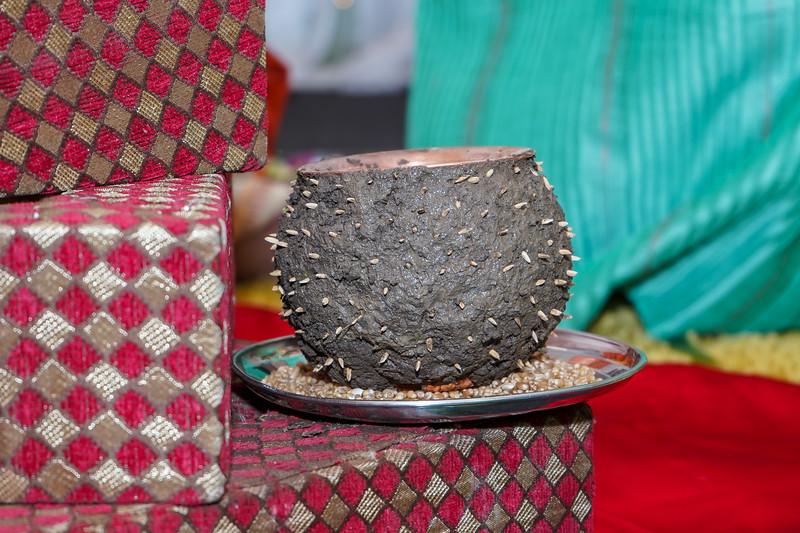 Darshana - Haldi-16