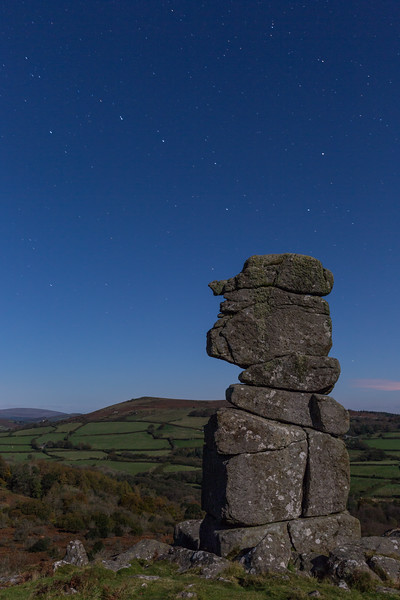 The Bowermans Nose By Moonlight