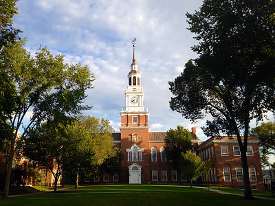 Baker -Berry Library, Dartmouth College, Hanover NH