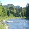 Swift Diamond River near Diamond Peaks, New Hampshire