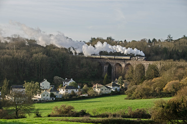 Dartmouth Steam Railway - Monday 13th March 2017