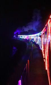75014 Train of Lights Kingswear