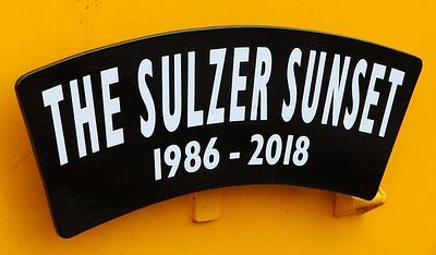 Sulzer Sunset