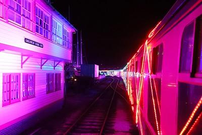 Train of Lights Kingswear