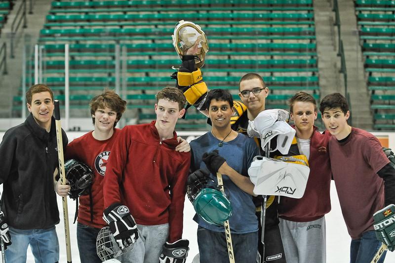 Ming Dynasty Bronze Medal Dartmouth Hockey 2012-247