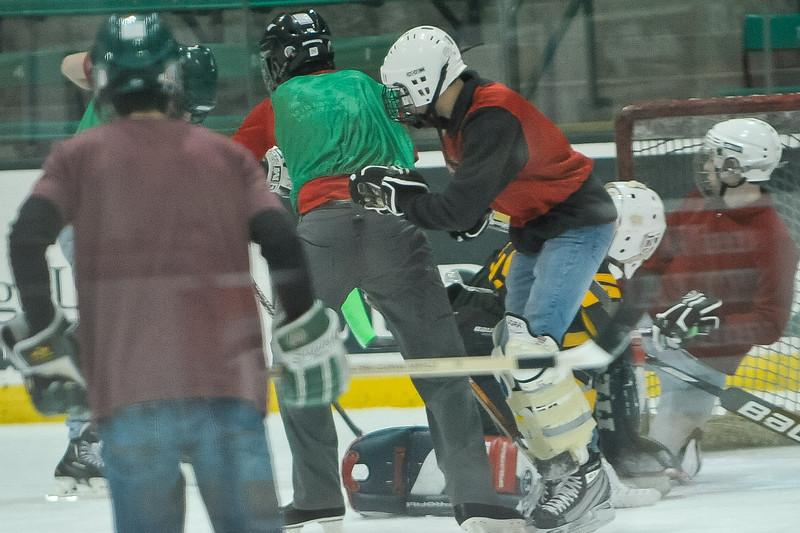 Ming Dynasty Bronze Medal Dartmouth Hockey 2012-192