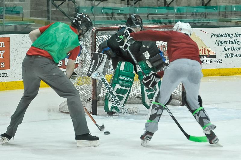 Ming Dynasty Bronze Medal Dartmouth Hockey 2012-173