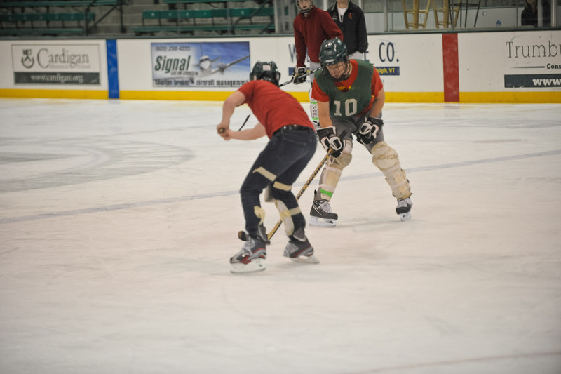 Ming Dynasty Bronze Medal Dartmouth Hockey 2012-123