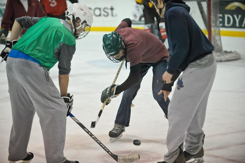 Ming Dynasty Bronze Medal Dartmouth Hockey 2012-153