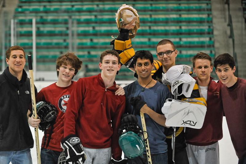 Ming Dynasty Bronze Medal Dartmouth Hockey 2012-248