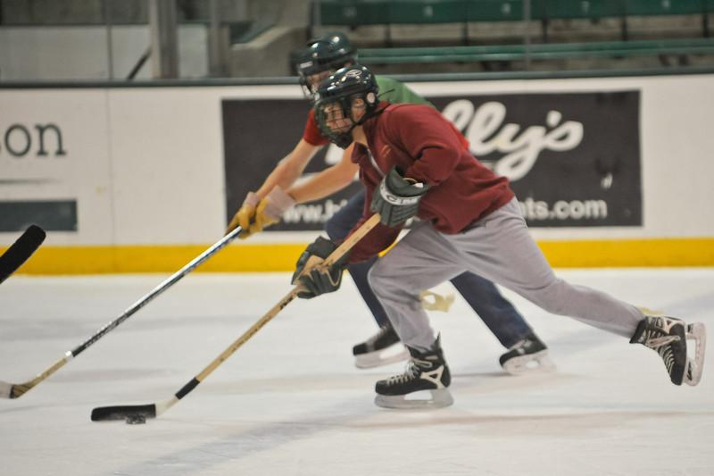 Ming Dynasty Bronze Medal Dartmouth Hockey 2012-157