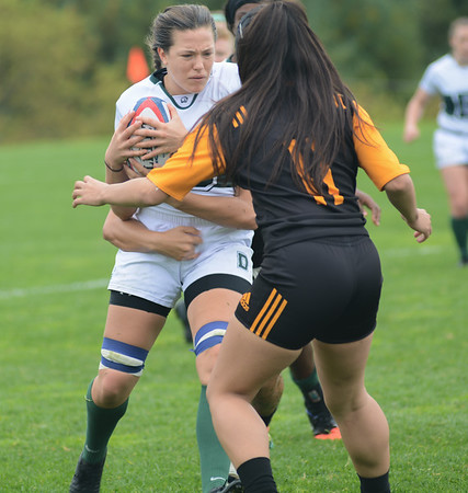 Dartmouth Women's Rugby vs AIC October 2018