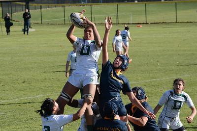 Dartmouth Women's Rugby vs QU at NIRA Championship 2017