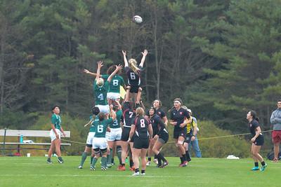 Dartmouth vs Harvard 2016 - Women's Rugby 2016