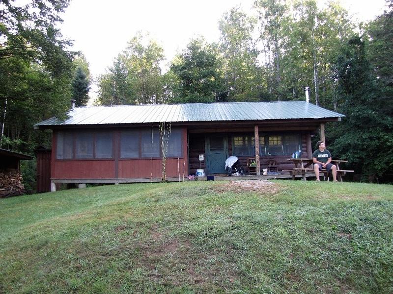 1st Year Tripper Cabin