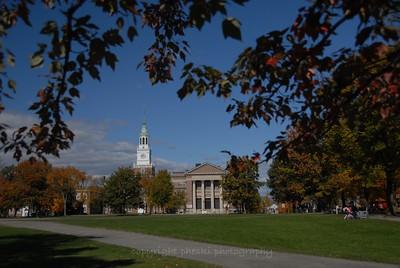 Dartmouth and Hanover area
