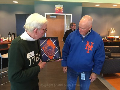 Mets Game Mini-Reunion April 2016