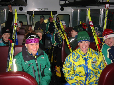 Ski Camp 2002
