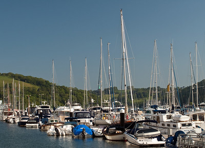 Dartmouth - The Dart Marina