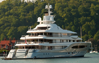 Dartmouth - Super Yacht