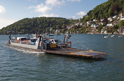 Dartmouth -The Lower Ferry