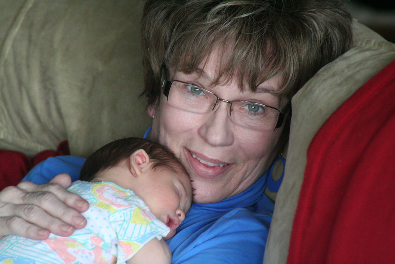 Me and Grandma Phyllis