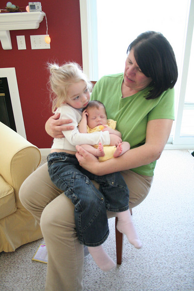 Aunt Laura and Torie