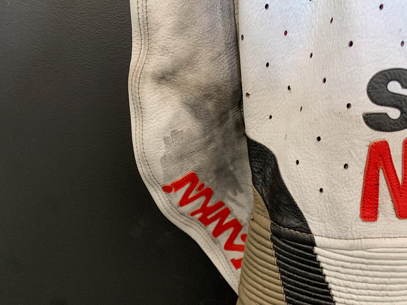 Daryll Beattie MotoGP Leathers -  (4)