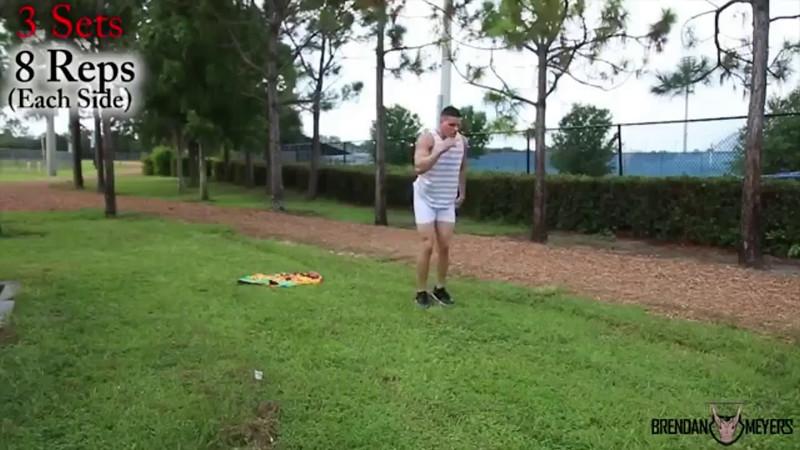 legs Single-Leg Vertical Jumps