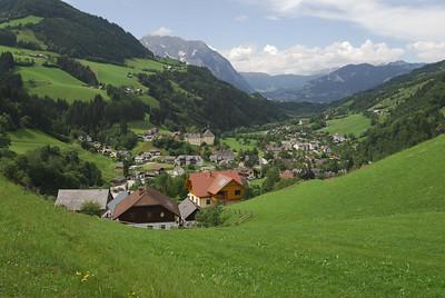 Semesterferien 2007 in Donnersbachwald