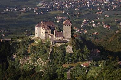 Südtirol 2006 mit  den Dangls