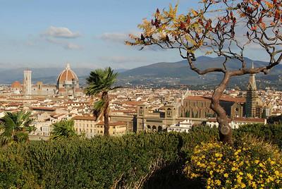 Florenz im November