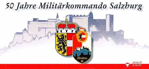 Salzburg im Oktober