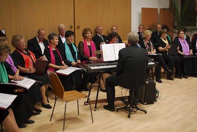 Der Lehrerchor Baden