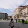 8.April: Kultursamstag im Museumsquartier. Ziel: Das Leopoldmusum