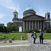 Das Erzbistum Gran wurde 1002 von Kaiser Otto III. zur Christianisierung des Landes errichtet und umfasste ungefähr die heutigen Slowakei  (früher Oberungarn).  Der Bischof erhielt den Titel Primas von Ungarn, was bis heute geblieben ist.