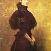 Die Brücke wurde nach Elisabeth von Österreich benannt. Hier ein Gemälde von Gyula Bencztúr aus 1899.