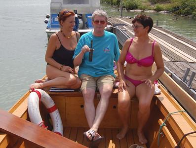 0608 Budapestradtour mit den Leiss