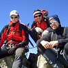 Auf dem Gipfel des Piz Bernina (4.September 2006)