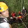 Bergrettungsübung am 2.September 2006
