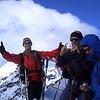 Am Gipfel der östl. Simonyspitze in den Hohen Tauern 3.415m (17. August 2006)