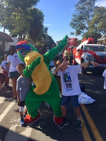 Tiller Days Parade 2017