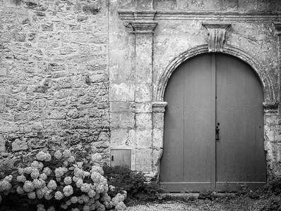 Beynac Door