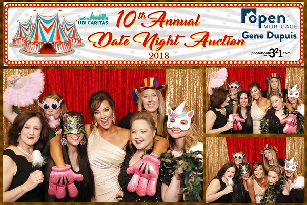 Date Night Auction 2018