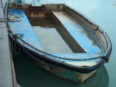 Little boat in Valdez
