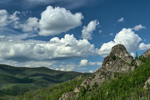 Beautiful day at Angel Rocks