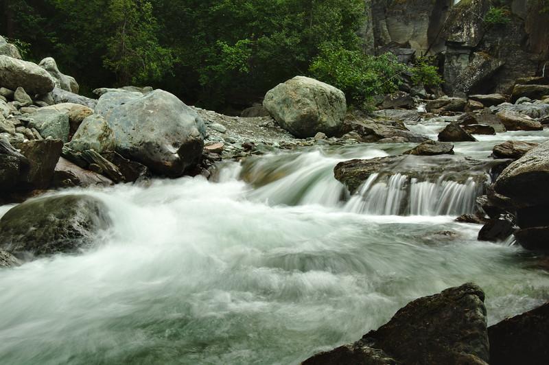 Stream at Liberty Falls